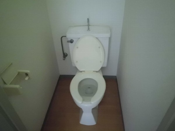 ブルーグレース八景 303号室のトイレ