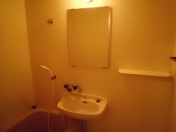 ブルーグレース八景 303号室の洗面所