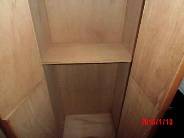 湘南金沢文庫ハイツ 302号室の収納