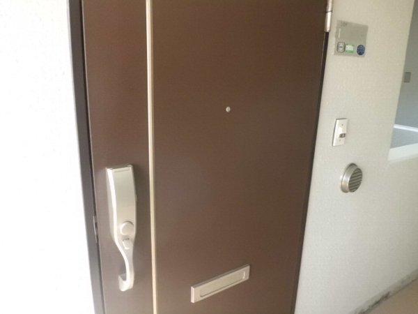 梅林の丘マンション 208号室のセキュリティ