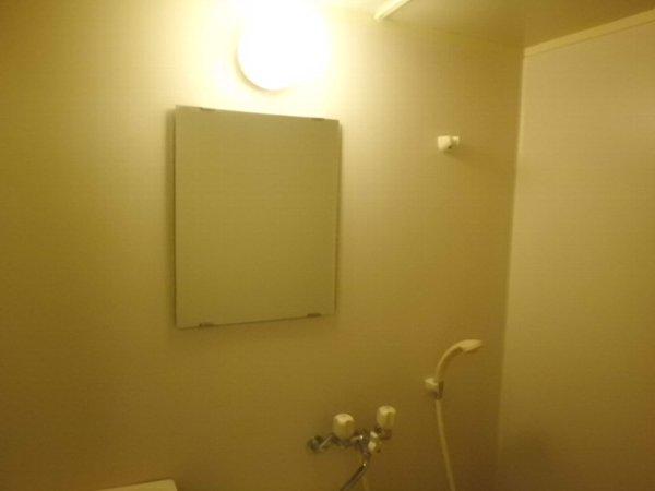 梅林の丘マンション 208号室の洗面所