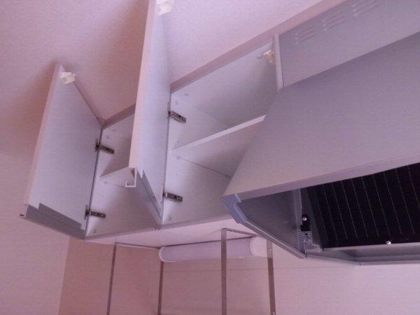 アイフローラ 105号室のキッチン