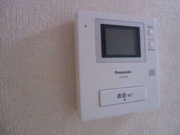 セレーノ金沢八景 101号室のセキュリティ