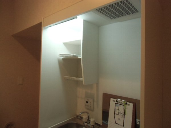 セレーノ金沢八景 101号室の収納