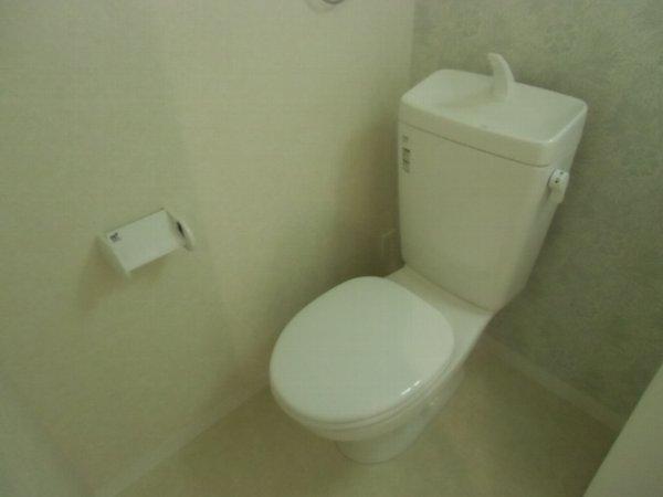 セレーノ金沢八景 101号室のトイレ