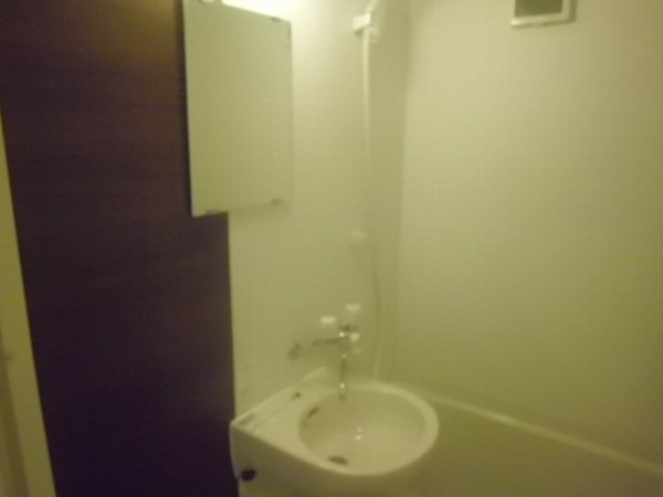 ヴィクトワール 205号室の洗面所