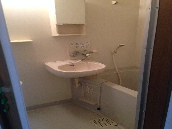 N.K.ハイツ 202号室の風呂