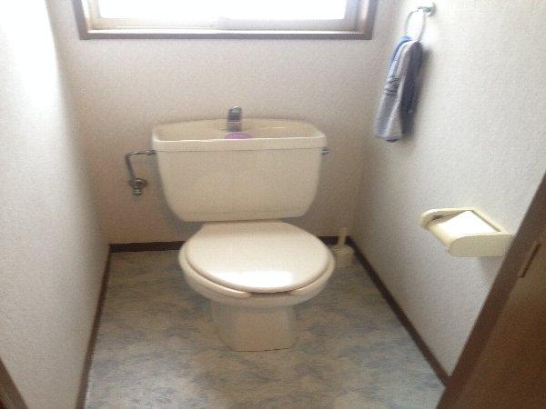 N.K.ハイツ 202号室のトイレ