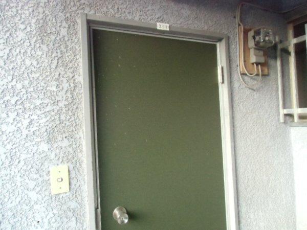 三春ハイツ 102号室のセキュリティ
