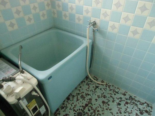 三春ハイツ 102号室の風呂