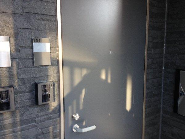 ビューレ金沢八景 101号室のセキュリティ