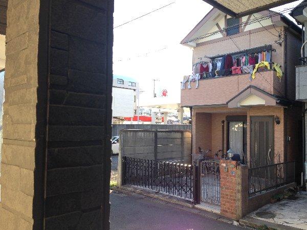 ビューレ金沢八景 101号室の景色