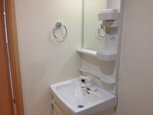 ビューレ金沢八景 102号室の洗面所