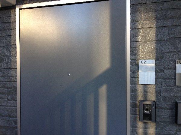ビューレ金沢八景 102号室のセキュリティ