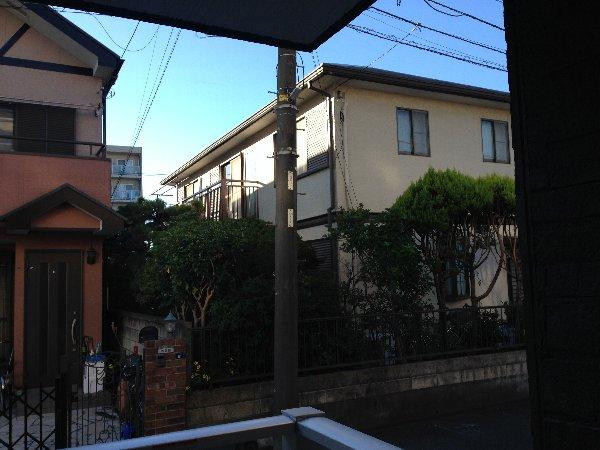 ビューレ金沢八景 102号室の景色