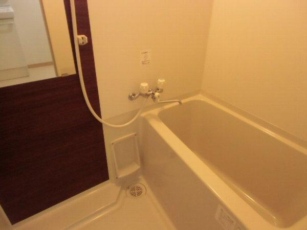 Residence hale ohana 101号室の風呂