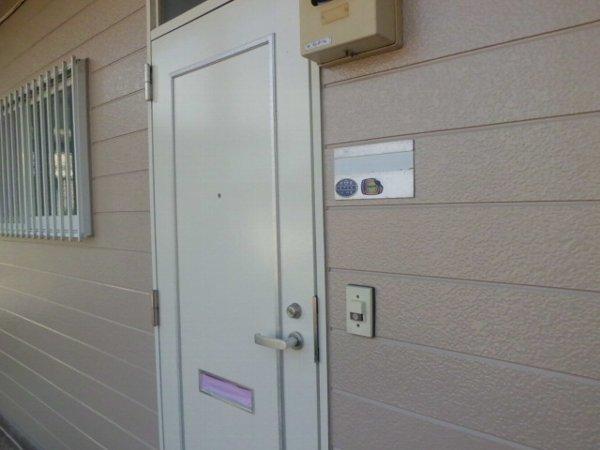 コリーヌ 103号室のセキュリティ