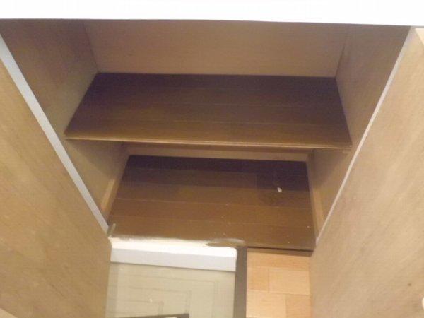 コリーヌ 103号室の収納