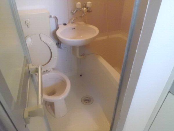 コリーヌ 103号室の風呂