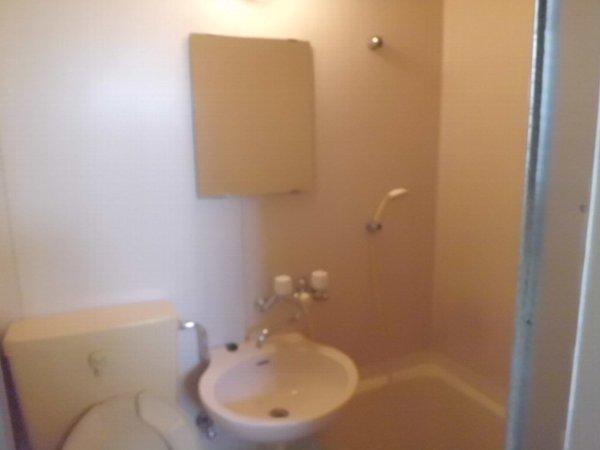 コリーヌ 103号室の洗面所