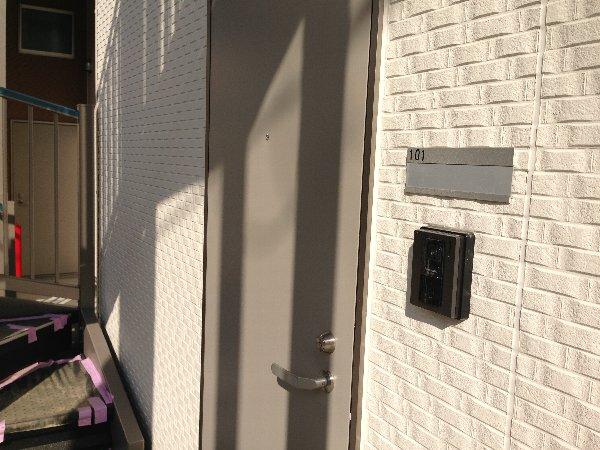 シェモア杉田 101号室のセキュリティ