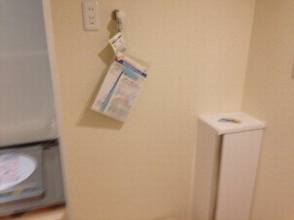 シェモア杉田 101号室の設備