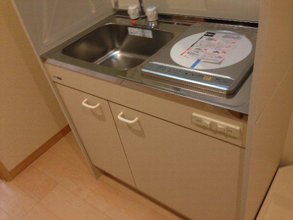 シェモア杉田 101号室のキッチン