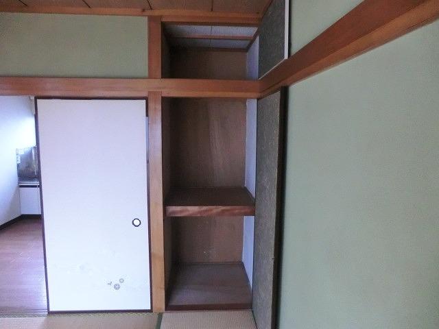 コーポ泉 202号室の収納