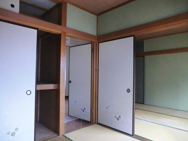 コーポ泉 202号室のリビング