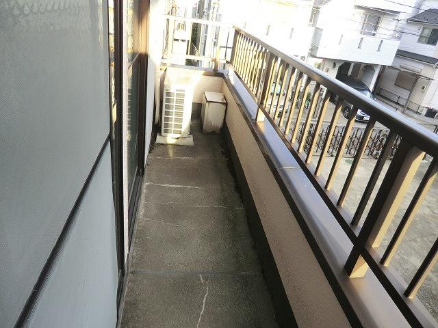 コーポ泉 202号室の景色