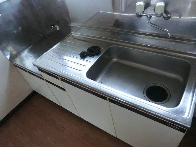 コーポ泉 202号室のキッチン