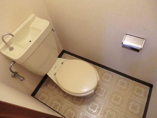 コーポ泉 202号室のトイレ