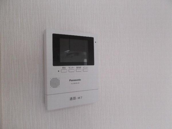 コーポオオゴE棟 103号室のセキュリティ