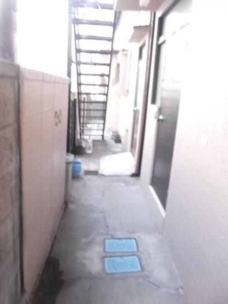 コーポ・ミキ 101号室のロビー