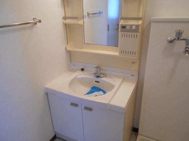 コーポレート浦和中島1号棟 401号室の洗面所