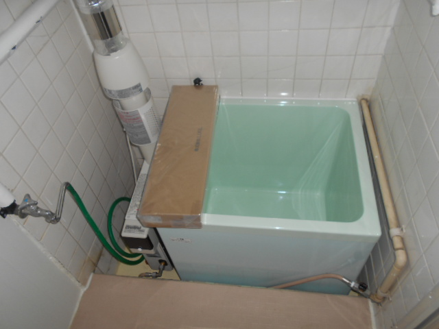 栄和荘 103号室の風呂