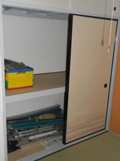栄和荘 103号室の収納
