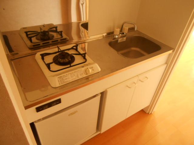 アクティ北浦和 403号室のキッチン