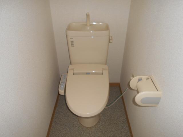 アクティ北浦和 403号室のトイレ