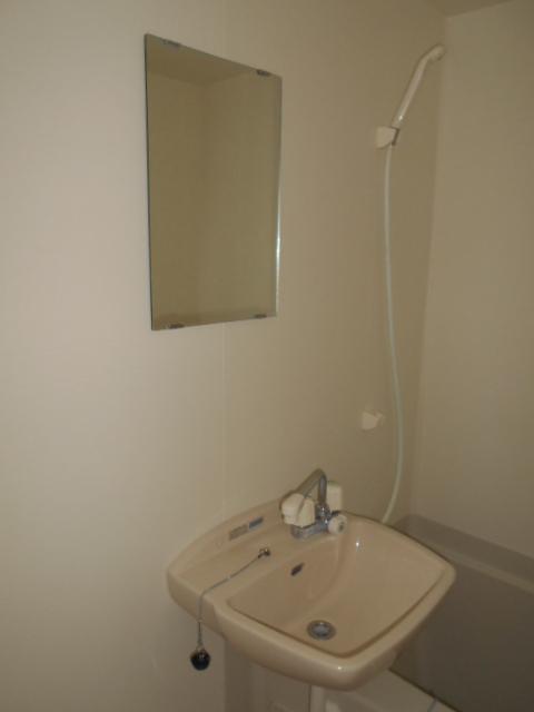 アクティ北浦和 403号室の洗面所