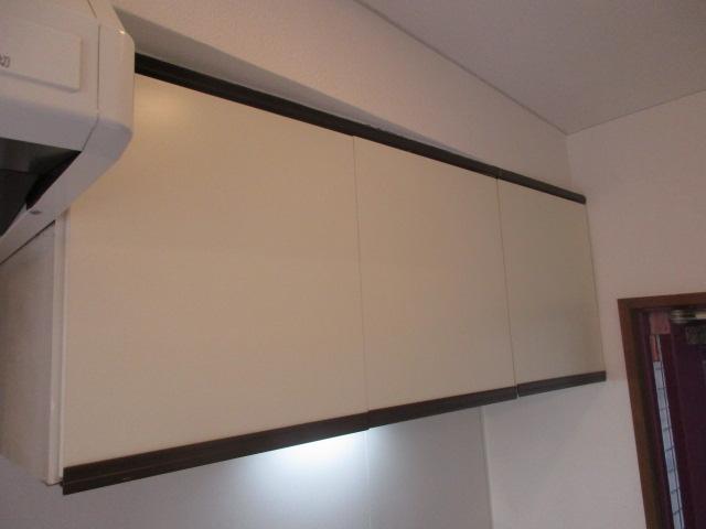 メゾンソレイユ 201号室の収納