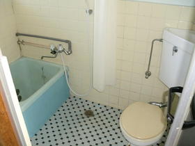窪田ハイツ  106号室の風呂