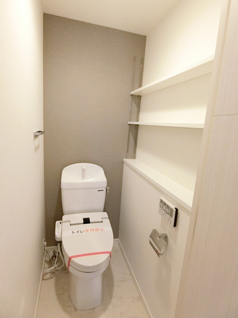 ヴィラージュ県庁前参番館 1001号室のトイレ