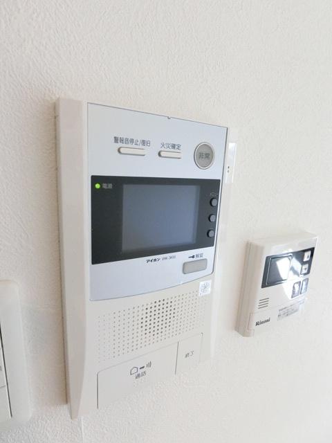 ヴィラージュ県庁前参番館 1001号室のセキュリティ