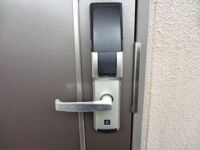 Sentiero杉谷 402号室のセキュリティ