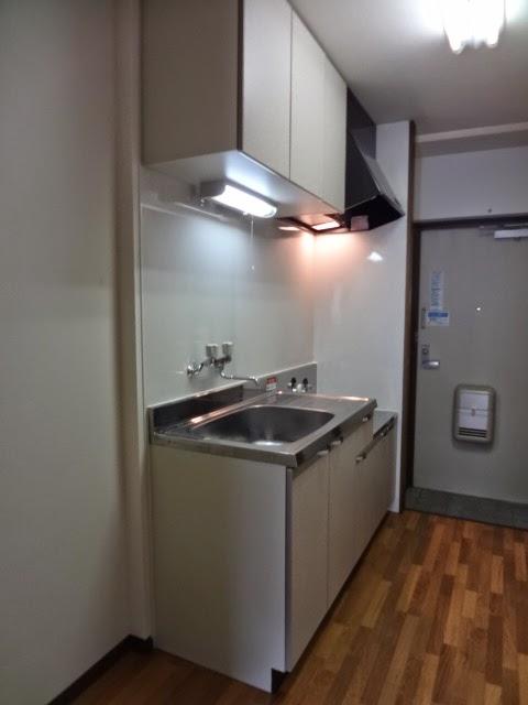Sentiero杉谷 402号室のキッチン