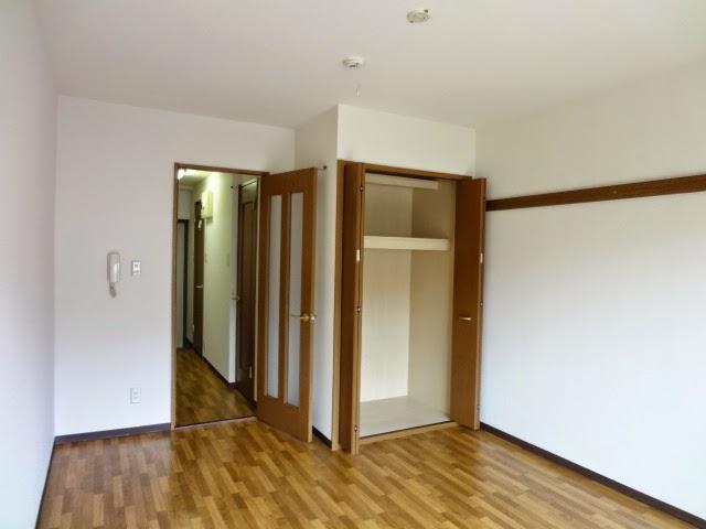 Sentiero杉谷 102号室の収納