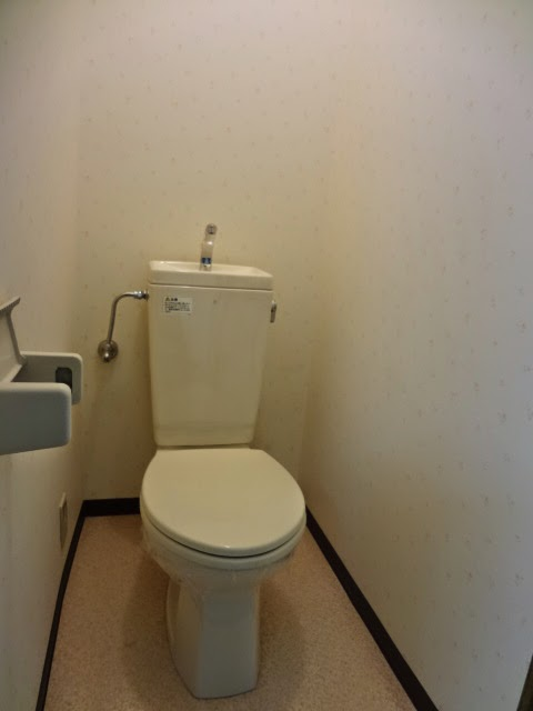 Sentiero杉谷 402号室のトイレ