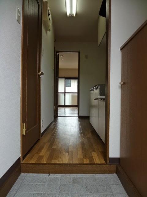 Sentiero杉谷 402号室の玄関