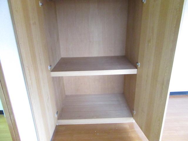 ブルースカイ 205号室の収納